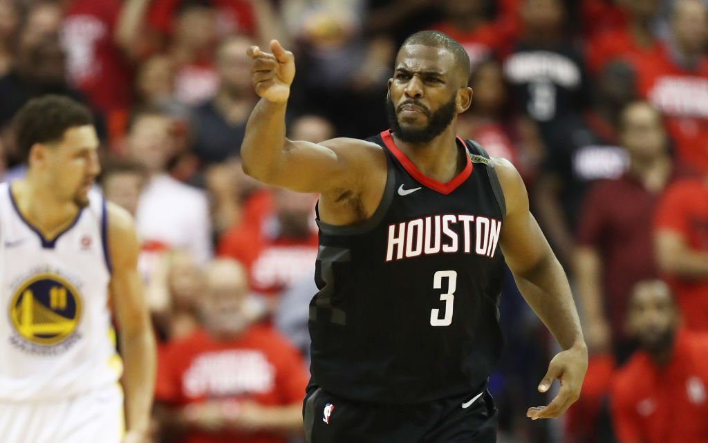 Rockets Game 5 Chris Paul