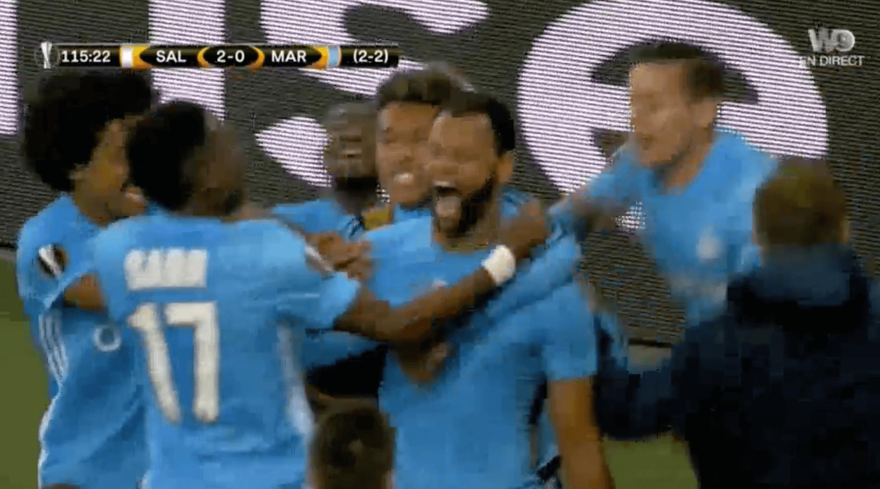 Rolando délivre l'Olympique de Marseille en prolongations !