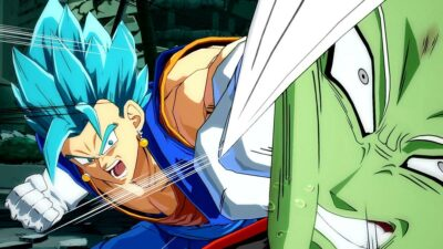 Super Saiyan Vegeto et Zamasu Dragon Ball Fighter Z
