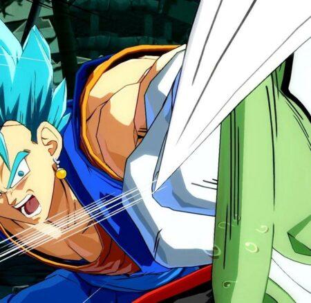 Super Saiyan Vegeto et Zamasu fusionné bientôt dans Dragon Ball Fighter Z