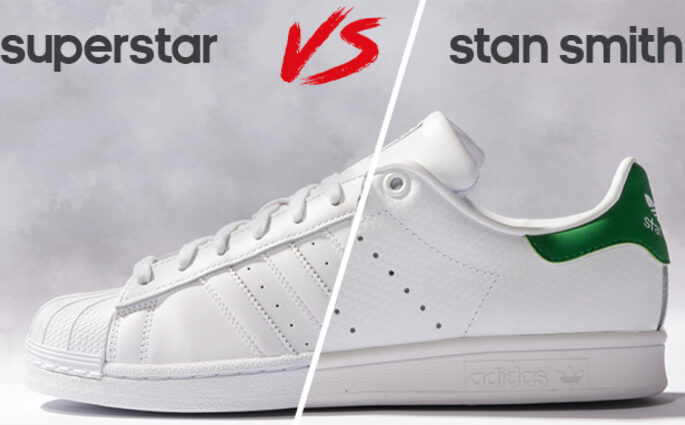 Stan Smith vs. Superstar
