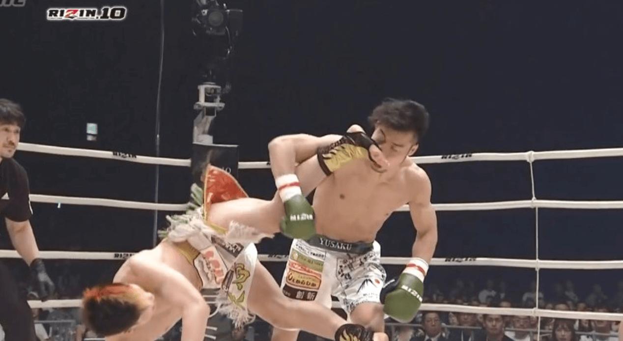 L'espoir Tenshin Nasukawa a encore roulé sur la concurrence