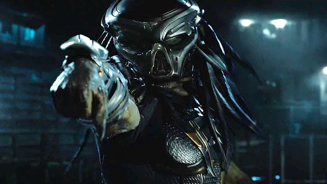 The Predator | Teaser Trailer notre Yautja est de retour !