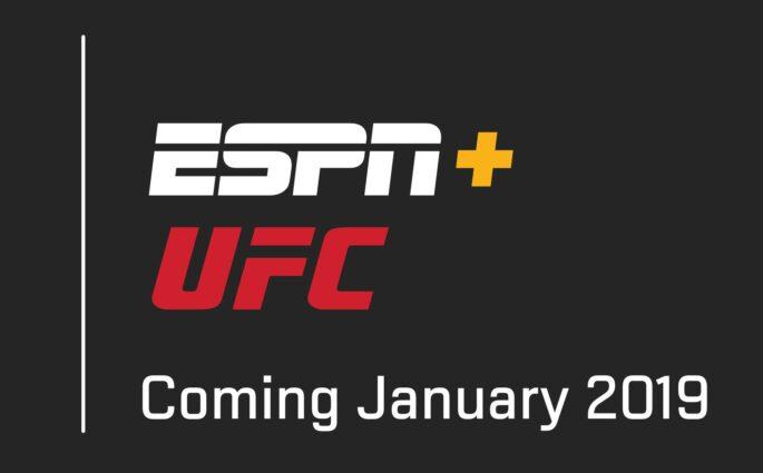 Officiel: L'UFC débarque sur ESPN