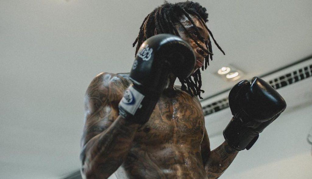 """Wiz Khalifa """"pourrait être professionnel"""" en MMA"""