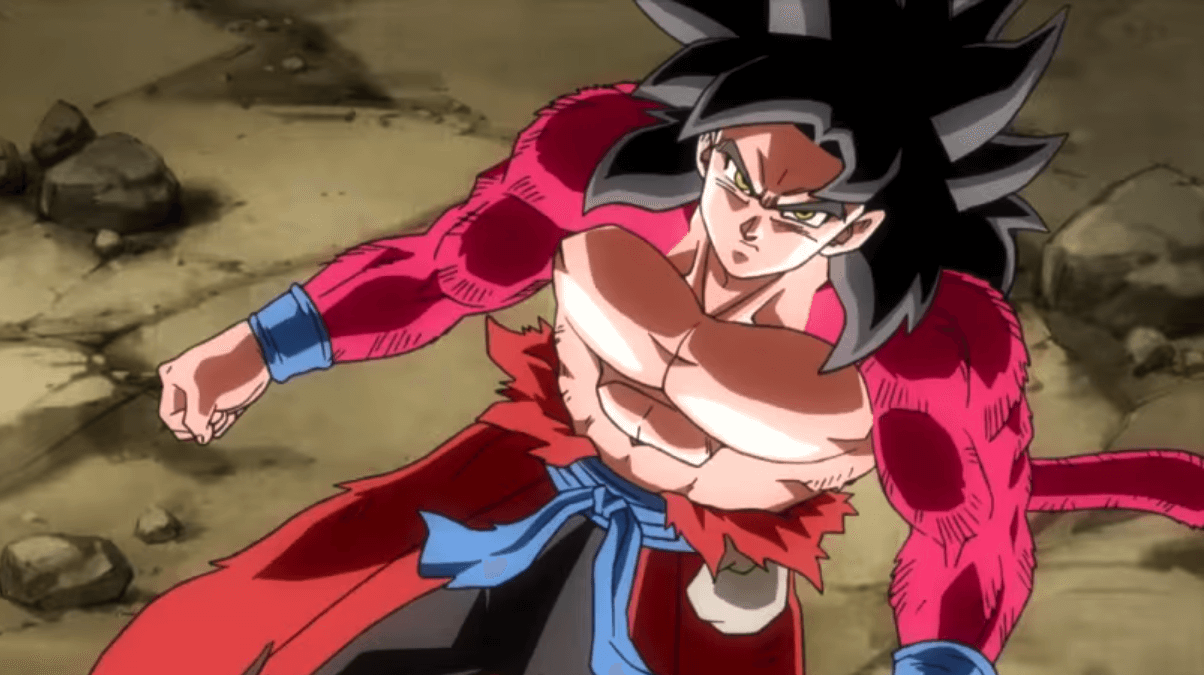 Xeno Goku Dragon Ball