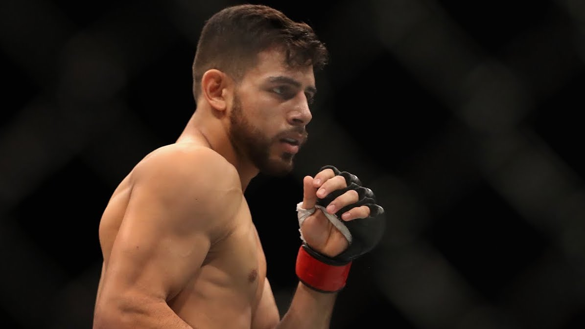 L'UFC a renvoyé le featherweight Yair Rodriguez !