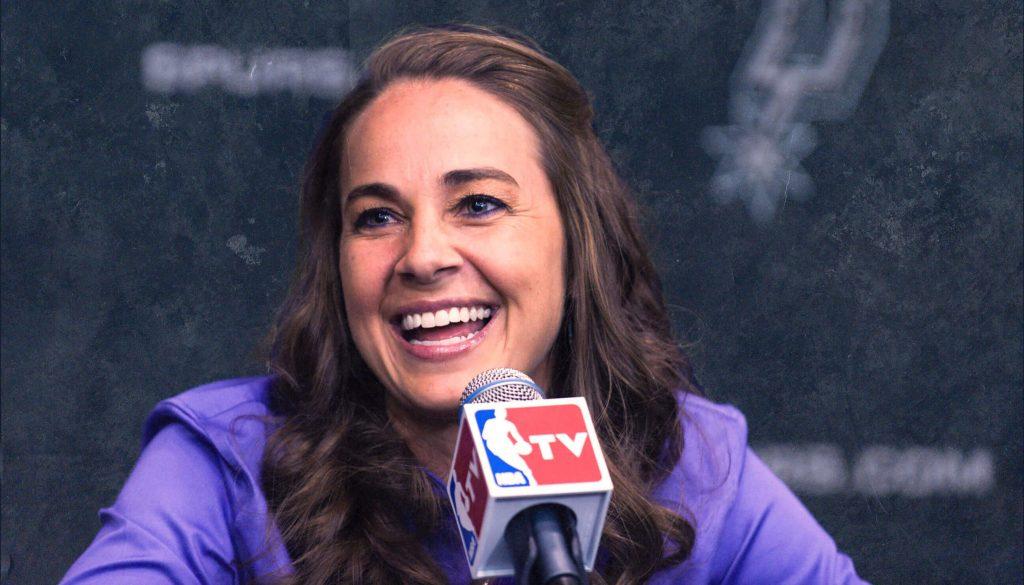 Et si Becky Hammon devenait la première head coach en NBA ?