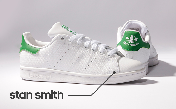 Stan Smith vs. Superstar