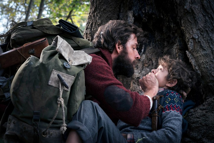 A Quiet Place Sans un Bruit