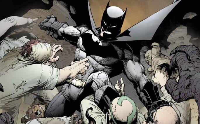 Batman et l'arc des Hiboux - un classique de DC Comics