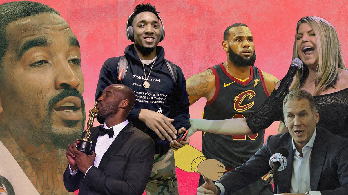 Bilan NBA 2017 2018