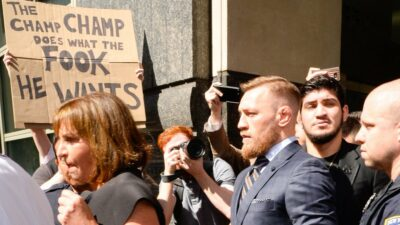 Conor McGregor proces