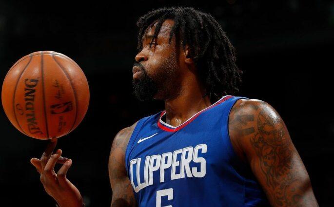 DeAndre Jordan Clippers