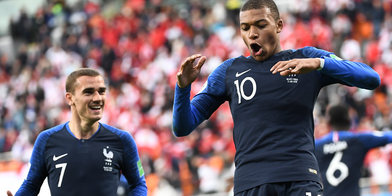 Lettre à l'Équipe de France avant le match contre l'Argentine