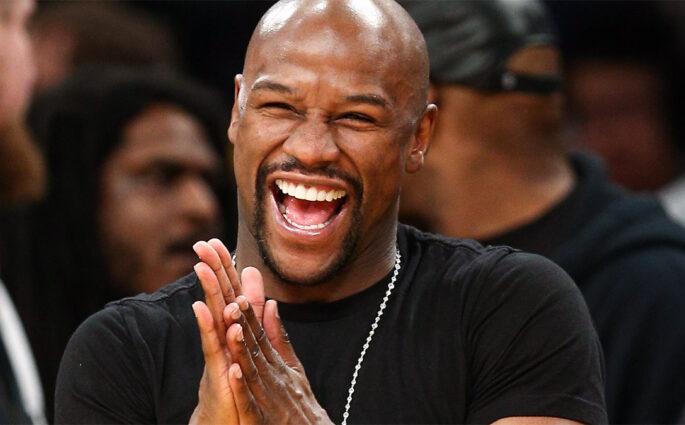 Floyd Mayweather highest paid athlete