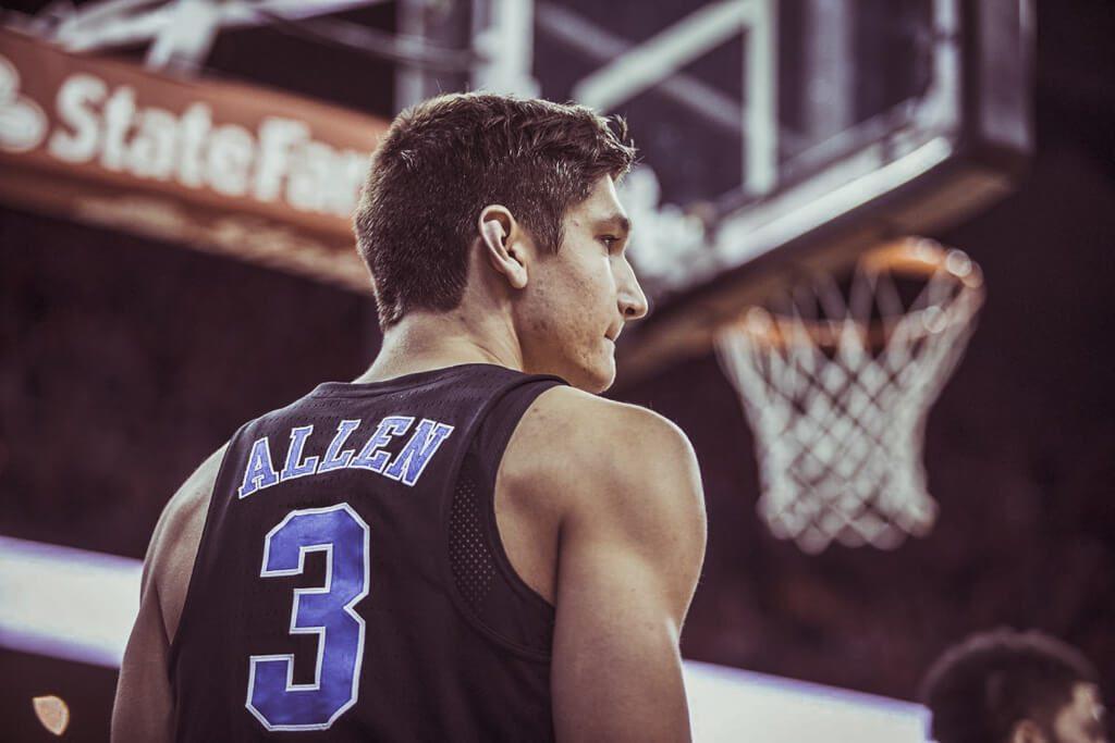 Grayson Allen - NBA