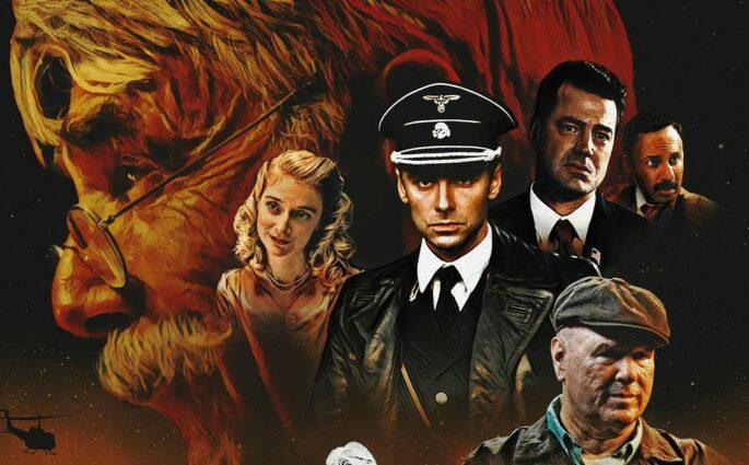 """""""L'homme qui tua Hitler, et après le Bigfoot"""""""