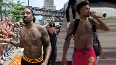 JR Smith Nick Young