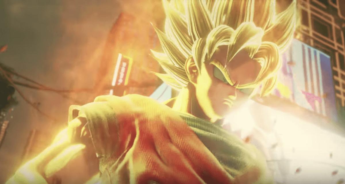 Dragon Ball, Naruto, One Piece et Death Note débarquent dans Jump Force