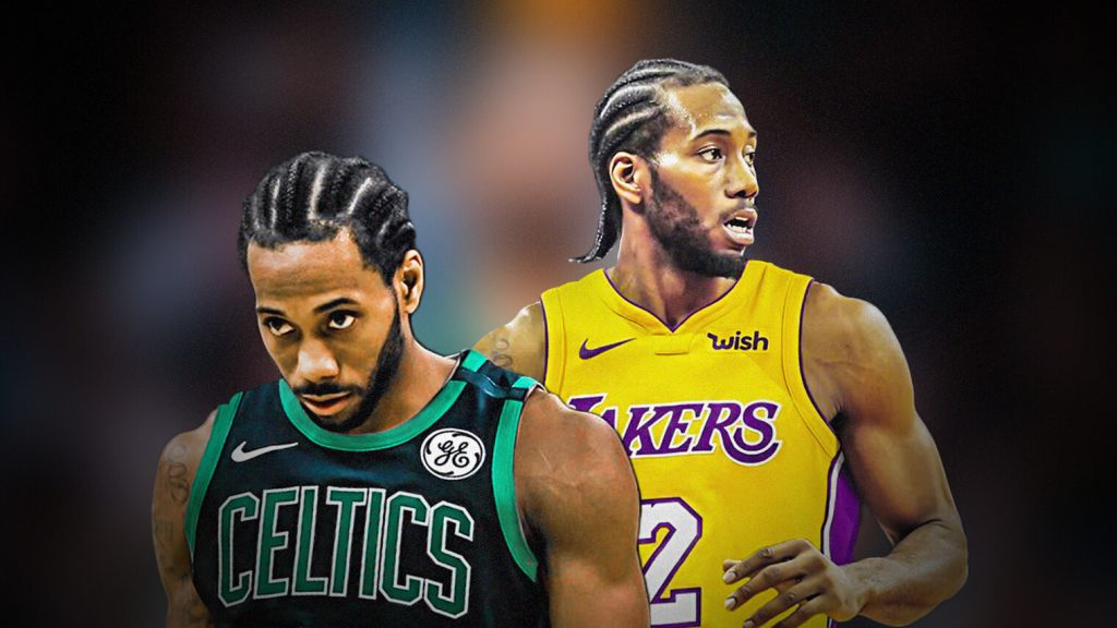 Kawhi Leonard Lakers Celtics (1)
