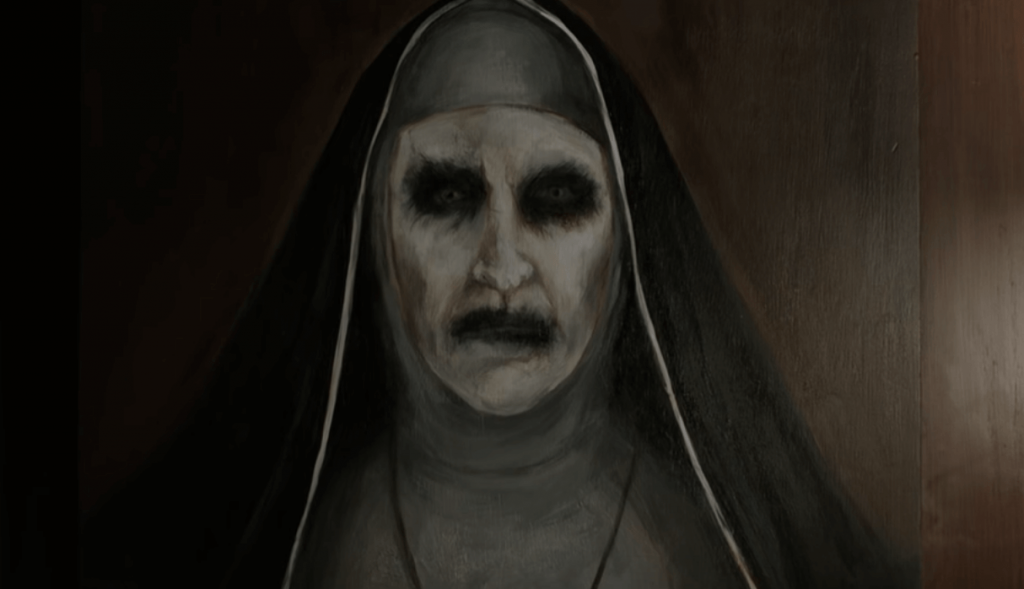 1er trailer pour La Nonne – avant The Conjuring, avant Annabelle…