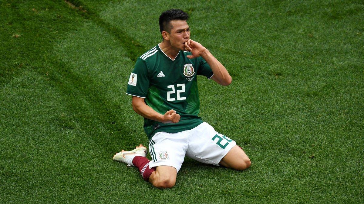 Mexique Allemagne Lozano