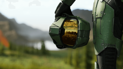 Microsoft Halo Infinite trailer