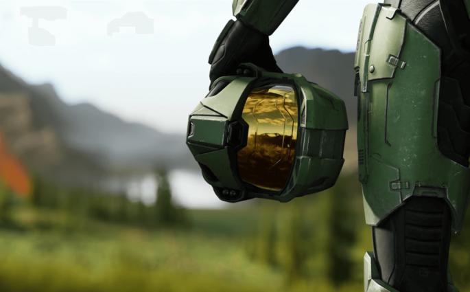 Microsoft Halo Infinite trailer