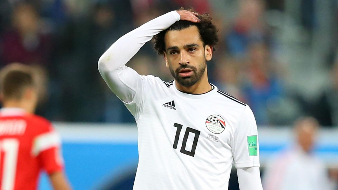 Mohamed Salah envisagerait de se mettre en retrait de la sélection — Egypte