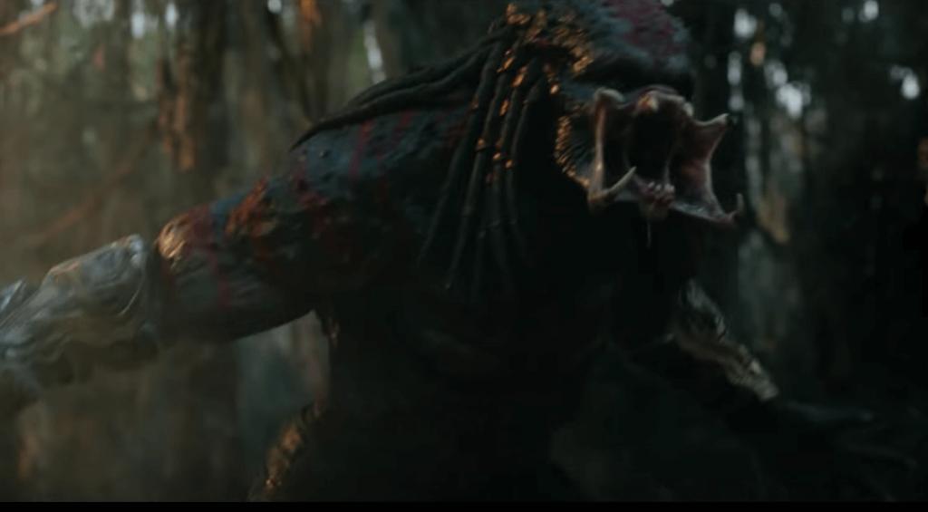 L'autre Predator se dévoile dans le trailer officiel et le poster !