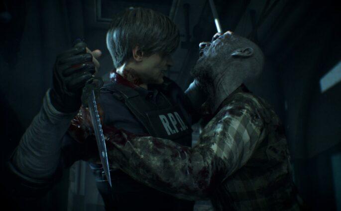 La date de sortie et le gameplay de Resident Evil 2