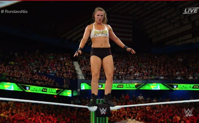 Ronda Rousey Money in the Bank