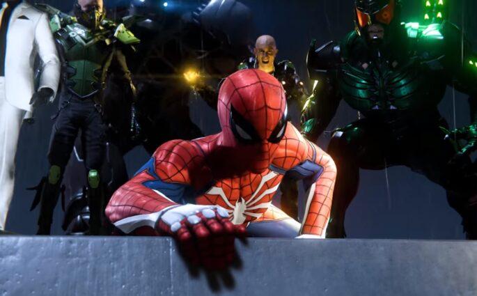 Le gameplay du prochain Spiderman se dévoile
