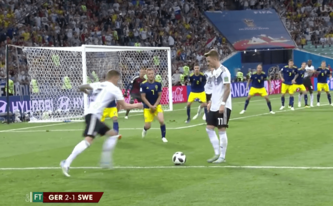 Toni Kroos Allemagne 95e