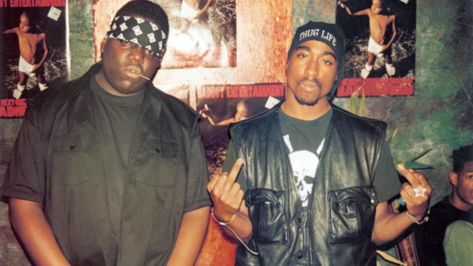 Unsolved : Tupac & Biggie, Netflix s'attaque aux meurtres des deux légendes