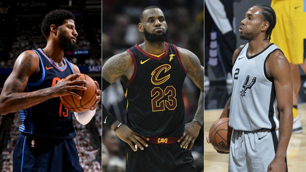 Et si les Lakers récupéraient Kawhi Leonard, Paul George et LeBron ?