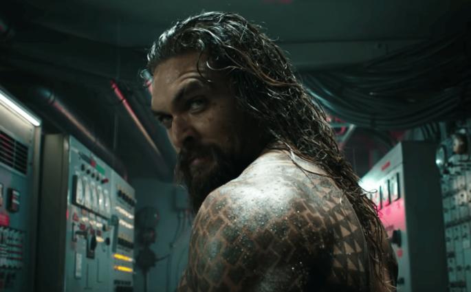 Aquaman Trailer
