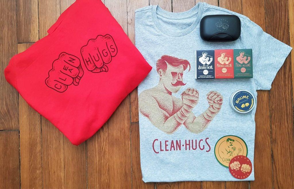 Clean Hugs Concours