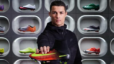 Cristiano Ronaldo Nike Instagram