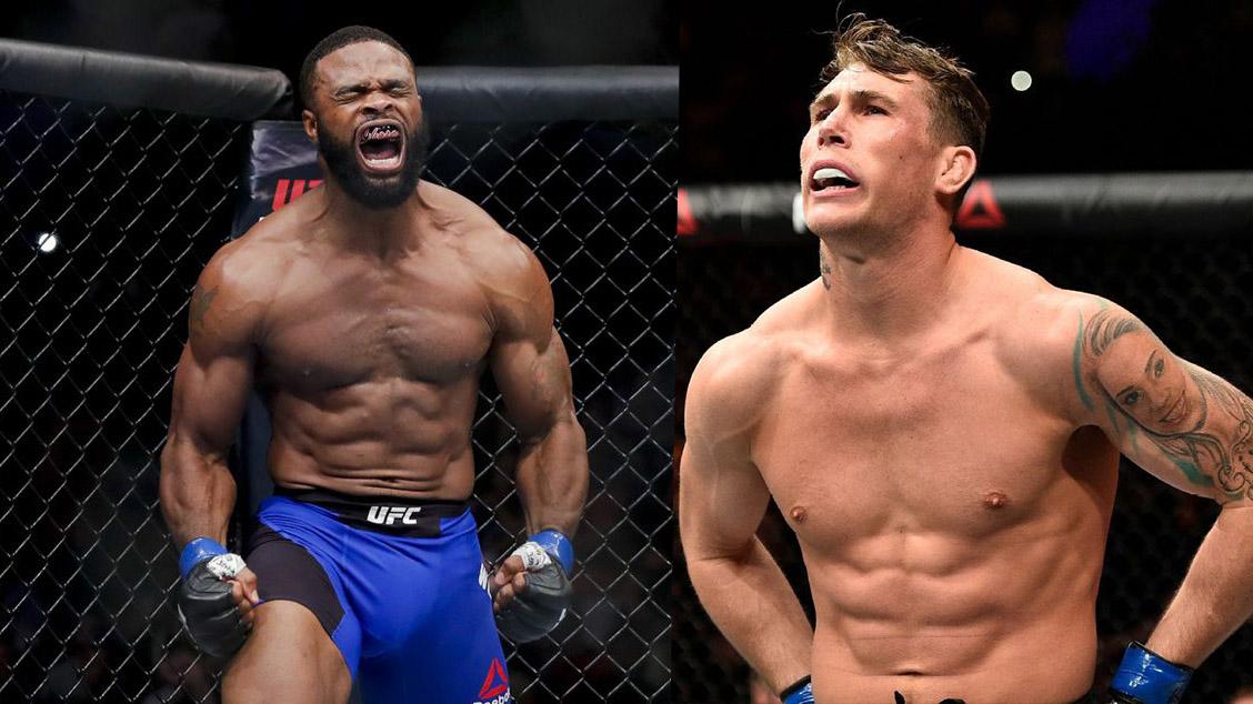 Darren Till Tyron Woodley UFC 228