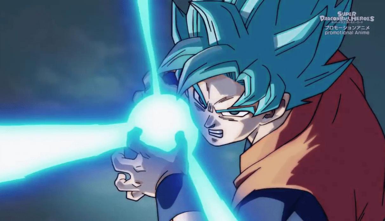 Le premier épisode de Super Dragon Ball Heroes est enfin là !