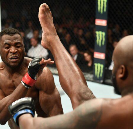 Francis Ngannou parle pour la première fois de sa performance à l'UFC 226