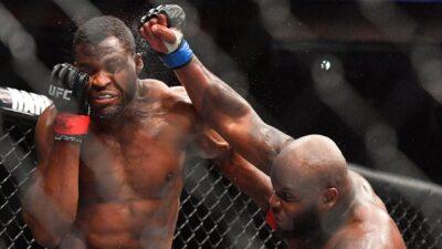 Francis Ngannou UFC 226