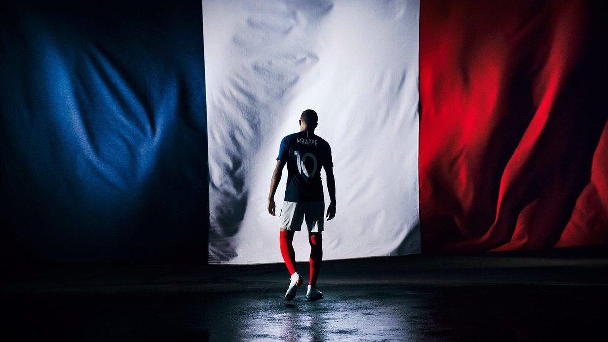 Kylian Mbappe Equipe de France