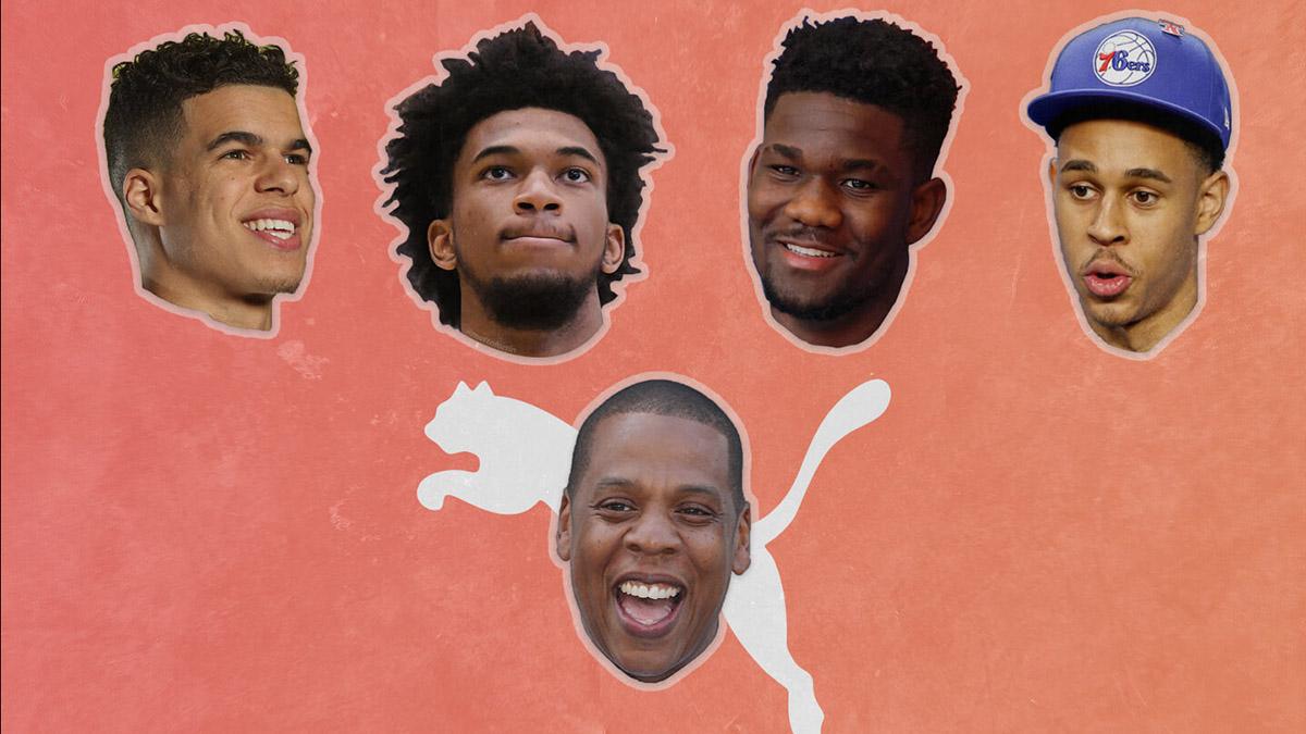 Puma NBA