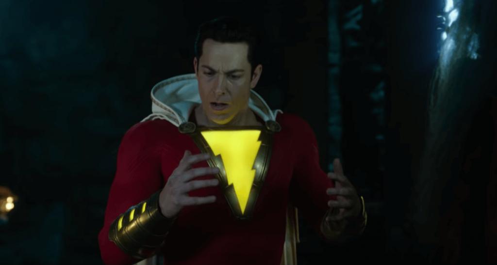 Shazam! - le tout premier trailer du nouveau DC