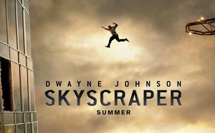Skyscraper Dwayne Johnson