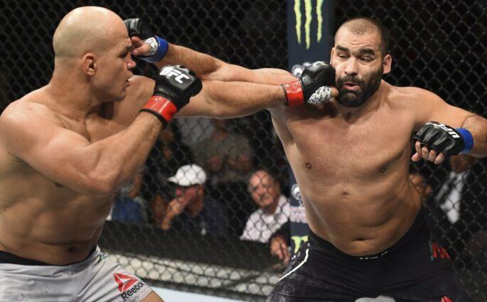 UFC Boise Dos Santos vs. Ivanov- tous les résultats