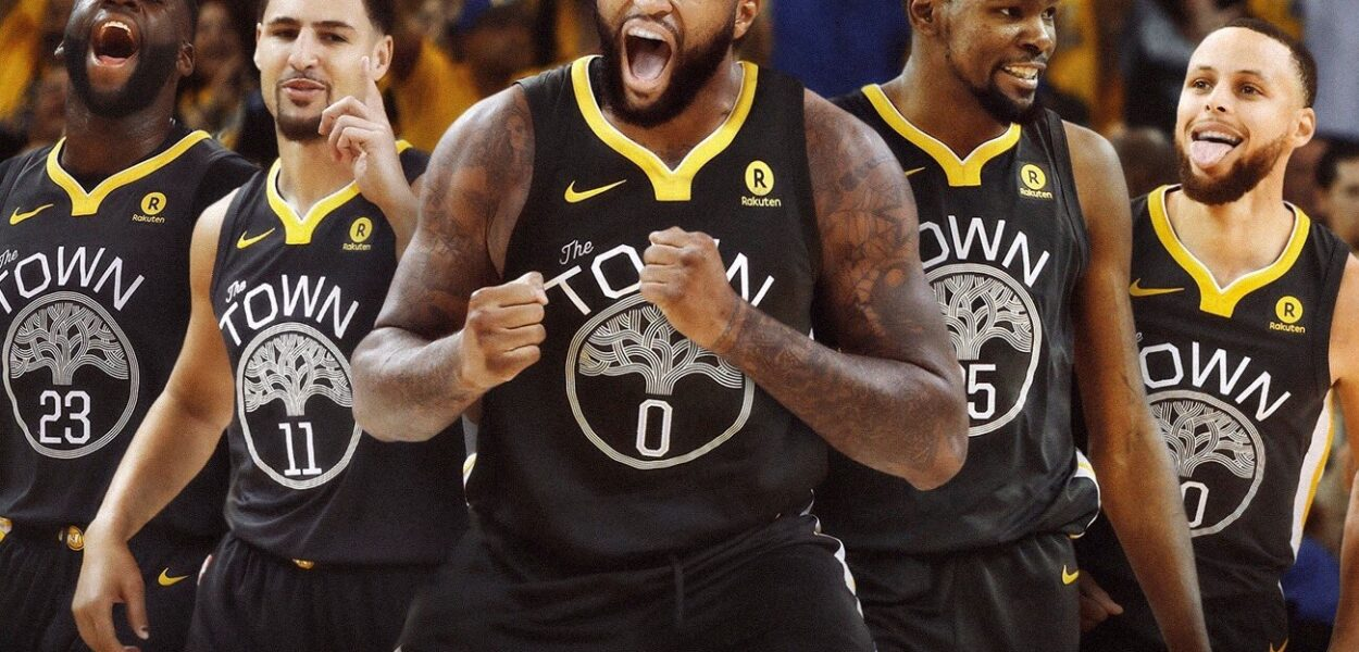 Warriors DeMarcus Cousins